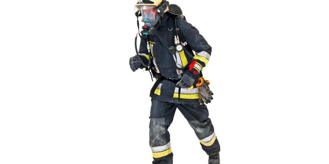 360 Grad Produktfotografie Konstanz _ Packshot Feuerwehrmann