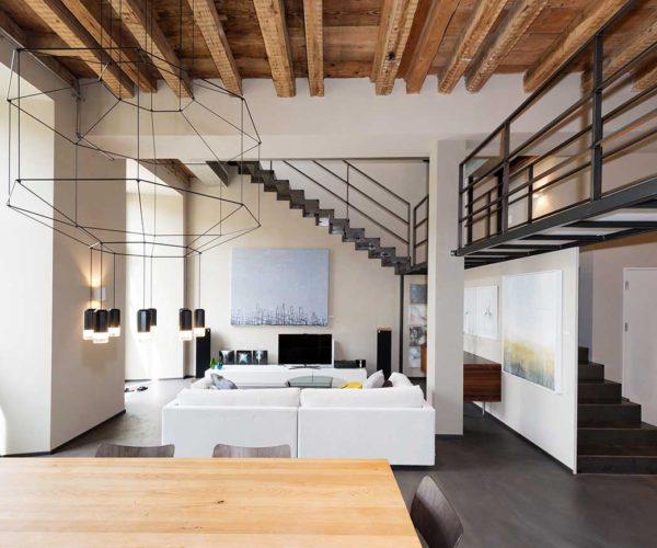 Architektur- und Immobilientfotografie: Wohnbereich