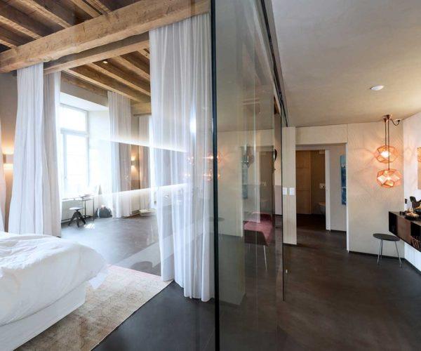 Architektur- und Immobilientfotografie: Schlafzimmer