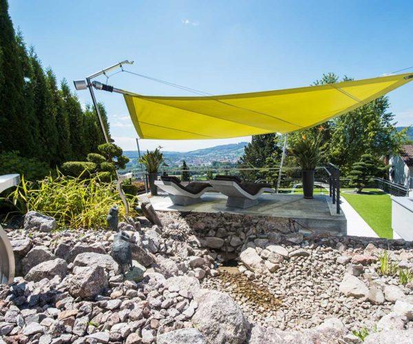Architektur- und Immobilientfotografie Fotostudio Konstanz: Terrasse