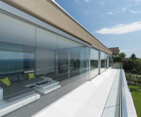 Architekturtfotografie Fotostudio Konstanz _ Terrasse