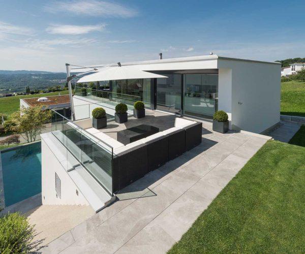 Architekturtfotografie Fotostudio Konstanz _ Villa