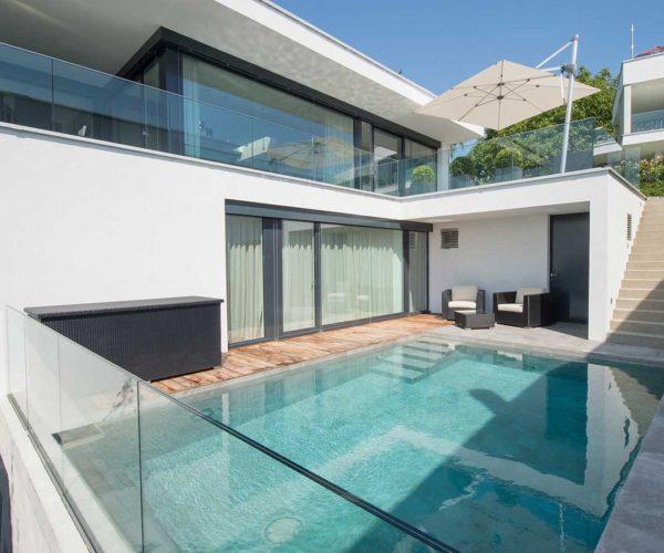 Architekturtfotografie Fotostudio Konstanz _ Pool