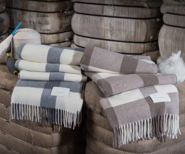 Produktfotografie: Packshot von Eskimo Decken 11