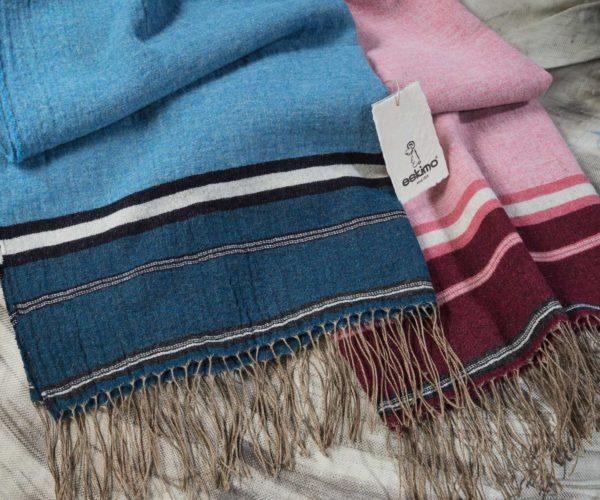Produktfotografie: Packshot von Eskimo Decken 8