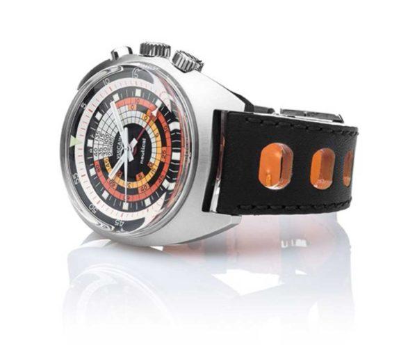 Produktfotografie: Packshot von Vulcain Uhr