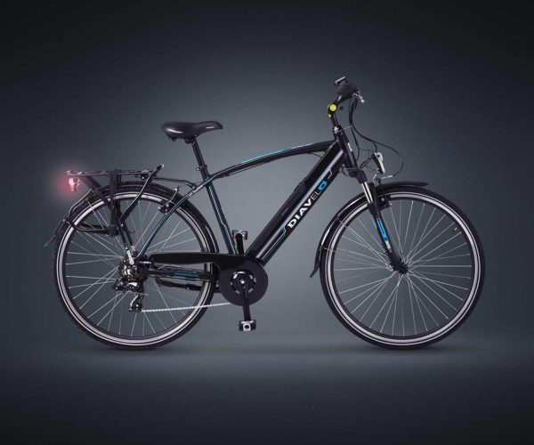 Produktfotografie: Packshot von Bike